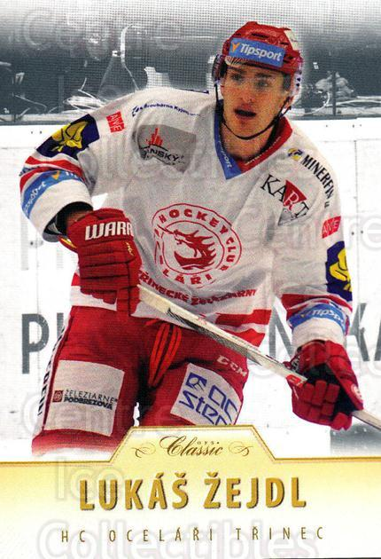 2015-16 Czech OFS Classic #393 Lukas Zejdl<br/>3 In Stock - $2.00 each - <a href=https://centericecollectibles.foxycart.com/cart?name=2015-16%20Czech%20OFS%20Classic%20%23393%20Lukas%20Zejdl...&quantity_max=3&price=$2.00&code=664461 class=foxycart> Buy it now! </a>