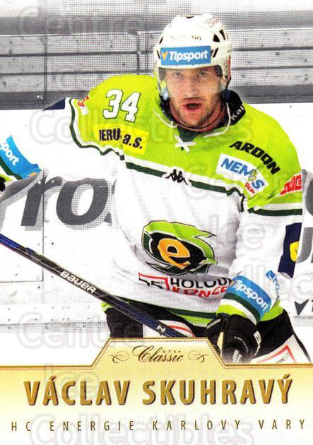 2015-16 Czech OFS Classic #404 Vaclav Skuhravy<br/>2 In Stock - $2.00 each - <a href=https://centericecollectibles.foxycart.com/cart?name=2015-16%20Czech%20OFS%20Classic%20%23404%20Vaclav%20Skuhravy...&quantity_max=2&price=$2.00&code=664472 class=foxycart> Buy it now! </a>