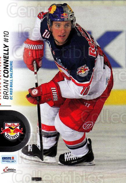 2015-16 Erste Bank Eishockey Liga EBEL #192 Brian Connelly<br/>2 In Stock - $2.00 each - <a href=https://centericecollectibles.foxycart.com/cart?name=2015-16%20Erste%20Bank%20Eishockey%20Liga%20EBEL%20%23192%20Brian%20Connelly...&quantity_max=2&price=$2.00&code=664684 class=foxycart> Buy it now! </a>