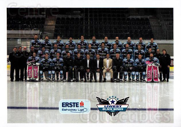 2015-16 Erste Bank Eishockey Liga EBEL #232 EHC Liwest Black Wings Linz<br/>3 In Stock - $2.00 each - <a href=https://centericecollectibles.foxycart.com/cart?name=2015-16%20Erste%20Bank%20Eishockey%20Liga%20EBEL%20%23232%20EHC%20Liwest%20Blac...&quantity_max=3&price=$2.00&code=664724 class=foxycart> Buy it now! </a>
