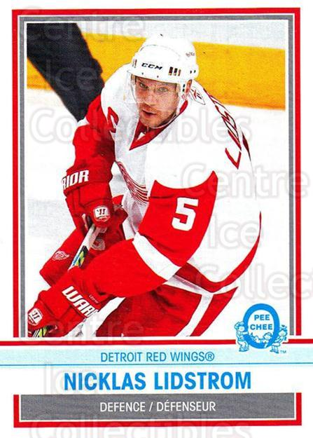 2009-10 O-Pee-chee Box Bottoms #6 Nicklas Lidstrom<br/>1 In Stock - $2.00 each - <a href=https://centericecollectibles.foxycart.com/cart?name=2009-10%20O-Pee-chee%20Box%20Bottoms%20%236%20Nicklas%20Lidstro...&quantity_max=1&price=$2.00&code=664954 class=foxycart> Buy it now! </a>