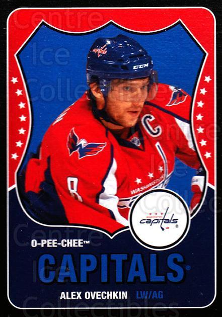 2010-11 O-Pee-chee Box Bottoms #13 Alexander Ovechkin<br/>5 In Stock - $3.00 each - <a href=https://centericecollectibles.foxycart.com/cart?name=2010-11%20O-Pee-chee%20Box%20Bottoms%20%2313%20Alexander%20Ovech...&price=$3.00&code=664977 class=foxycart> Buy it now! </a>