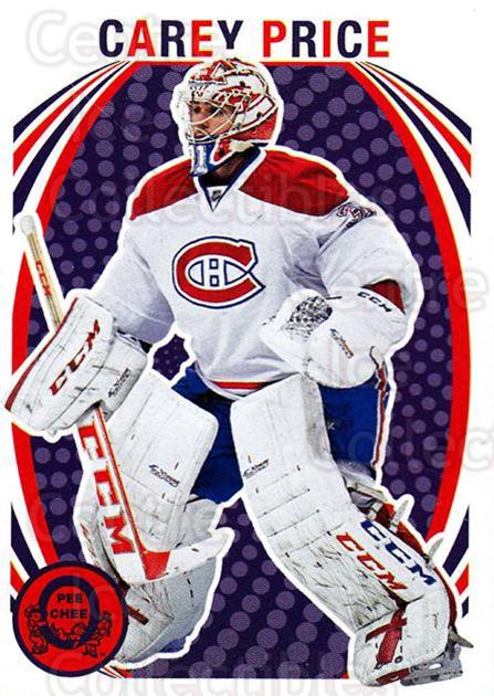 2013-14 O-Pee-chee Box Bottoms #9 Carey Price<br/>1 In Stock - $3.00 each - <a href=https://centericecollectibles.foxycart.com/cart?name=2013-14%20O-Pee-chee%20Box%20Bottoms%20%239%20Carey%20Price...&price=$3.00&code=665021 class=foxycart> Buy it now! </a>
