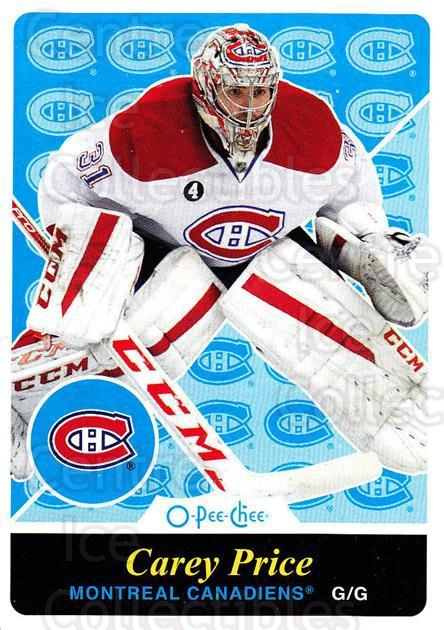 2015-16 O-Pee-chee Box Bottoms #9 Carey Price<br/>2 In Stock - $5.00 each - <a href=https://centericecollectibles.foxycart.com/cart?name=2015-16%20O-Pee-chee%20Box%20Bottoms%20%239%20Carey%20Price...&price=$5.00&code=665053 class=foxycart> Buy it now! </a>
