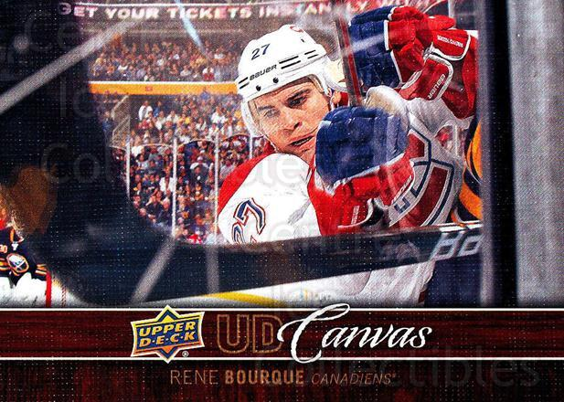 2012-13 Upper Deck Canvas #43 Rene Bourque<br/>1 In Stock - $2.00 each - <a href=https://centericecollectibles.foxycart.com/cart?name=2012-13%20Upper%20Deck%20Canvas%20%2343%20Rene%20Bourque...&quantity_max=1&price=$2.00&code=665638 class=foxycart> Buy it now! </a>