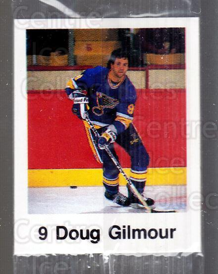 1988-89 Frito-Lay Stickers #8 Doug Gilmour<br/>1 In Stock - $3.00 each - <a href=https://centericecollectibles.foxycart.com/cart?name=1988-89%20Frito-Lay%20Stickers%20%238%20Doug%20Gilmour...&quantity_max=1&price=$3.00&code=665771 class=foxycart> Buy it now! </a>