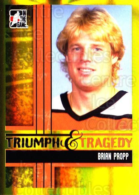 2011-12 ITG Broad Street Boys Gold #39 Brian Propp<br/>1 In Stock - $5.00 each - <a href=https://centericecollectibles.foxycart.com/cart?name=2011-12%20ITG%20Broad%20Street%20Boys%20Gold%20%2339%20Brian%20Propp...&quantity_max=1&price=$5.00&code=667041 class=foxycart> Buy it now! </a>