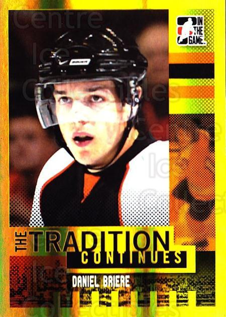 2011-12 ITG Broad Street Boys Gold #90 Daniel Briere<br/>1 In Stock - $5.00 each - <a href=https://centericecollectibles.foxycart.com/cart?name=2011-12%20ITG%20Broad%20Street%20Boys%20Gold%20%2390%20Daniel%20Briere...&quantity_max=1&price=$5.00&code=667091 class=foxycart> Buy it now! </a>