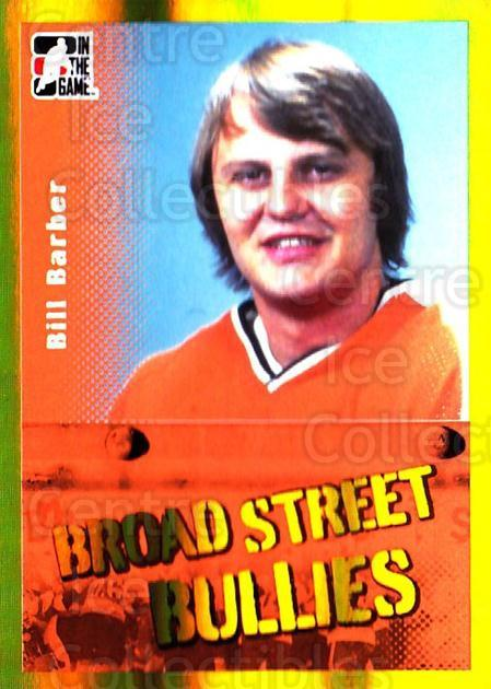 2011-12 ITG Broad Street Boys Gold #17 Bill Barber<br/>1 In Stock - $5.00 each - <a href=https://centericecollectibles.foxycart.com/cart?name=2011-12%20ITG%20Broad%20Street%20Boys%20Gold%20%2317%20Bill%20Barber...&quantity_max=1&price=$5.00&code=667099 class=foxycart> Buy it now! </a>
