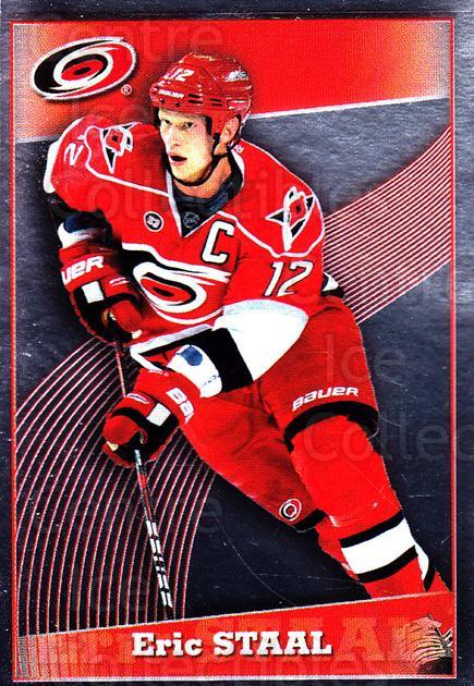 2012-13 Panini Stickers #49 Eric Staal<br/>6 In Stock - $1.00 each - <a href=https://centericecollectibles.foxycart.com/cart?name=2012-13%20Panini%20Stickers%20%2349%20Eric%20Staal...&quantity_max=6&price=$1.00&code=667679 class=foxycart> Buy it now! </a>