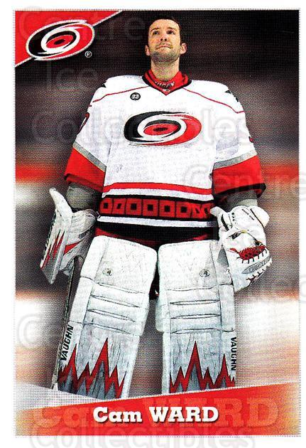 2012-13 Panini Stickers #51 Cam Ward<br/>1 In Stock - $1.00 each - <a href=https://centericecollectibles.foxycart.com/cart?name=2012-13%20Panini%20Stickers%20%2351%20Cam%20Ward...&price=$1.00&code=667681 class=foxycart> Buy it now! </a>