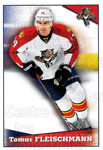 2012-13 Panini Stickers #66 Tomas Fleischmann<br/>6 In Stock - $1.00 each - <a href=https://centericecollectibles.foxycart.com/cart?name=2012-13%20Panini%20Stickers%20%2366%20Tomas%20Fleischma...&quantity_max=6&price=$1.00&code=667696 class=foxycart> Buy it now! </a>
