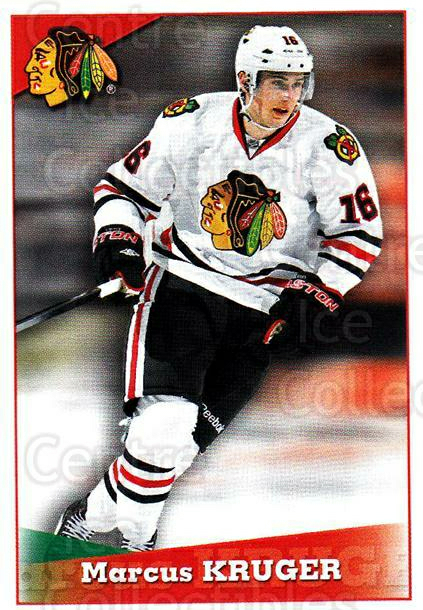 2012-13 Panini Stickers #185 Marcus Kruger<br/>5 In Stock - $1.00 each - <a href=https://centericecollectibles.foxycart.com/cart?name=2012-13%20Panini%20Stickers%20%23185%20Marcus%20Kruger...&quantity_max=5&price=$1.00&code=667815 class=foxycart> Buy it now! </a>