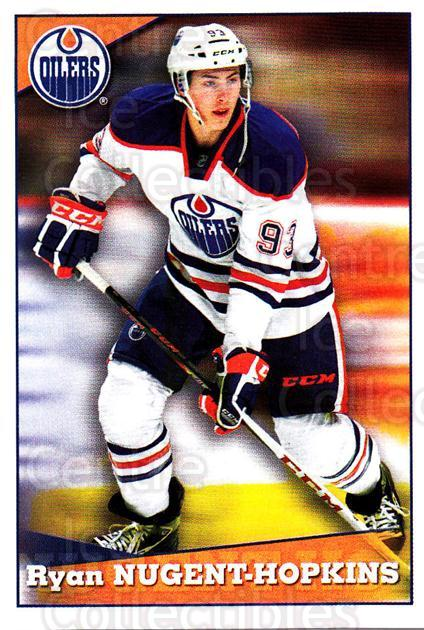 2012-13 Panini Stickers #233 Ryan Nugent-Hopkins<br/>1 In Stock - $1.00 each - <a href=https://centericecollectibles.foxycart.com/cart?name=2012-13%20Panini%20Stickers%20%23233%20Ryan%20Nugent-Hop...&price=$1.00&code=667863 class=foxycart> Buy it now! </a>