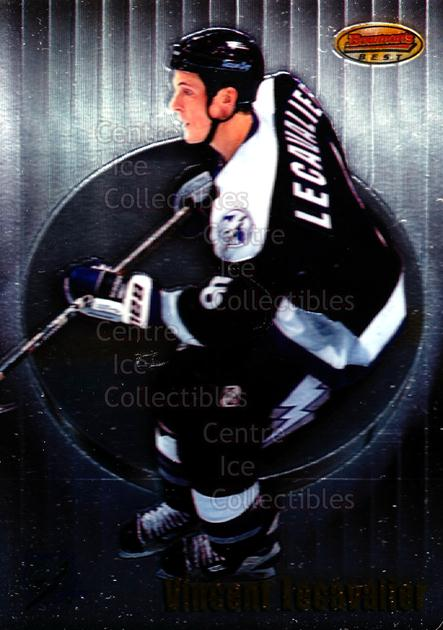 1998-99 Bowmans Best #109 Vincent Lecavalier<br/>4 In Stock - $2.00 each - <a href=https://centericecollectibles.foxycart.com/cart?name=1998-99%20Bowmans%20Best%20%23109%20Vincent%20Lecaval...&quantity_max=4&price=$2.00&code=66798 class=foxycart> Buy it now! </a>