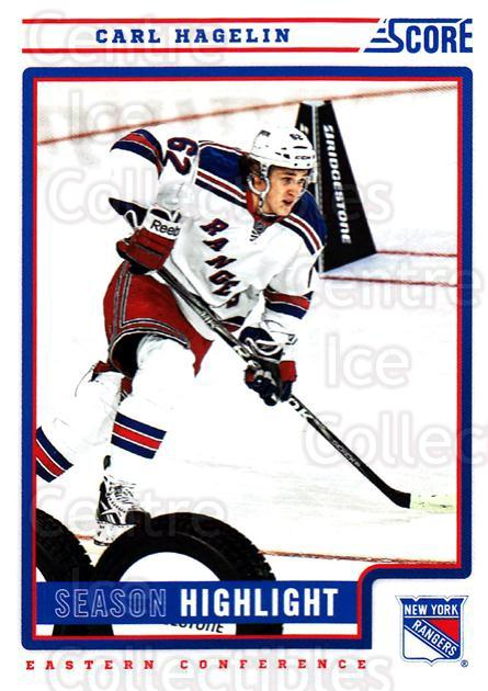 2012-13 Score #11 Carl Hagelin<br/>2 In Stock - $1.00 each - <a href=https://centericecollectibles.foxycart.com/cart?name=2012-13%20Score%20%2311%20Carl%20Hagelin...&quantity_max=2&price=$1.00&code=668309 class=foxycart> Buy it now! </a>