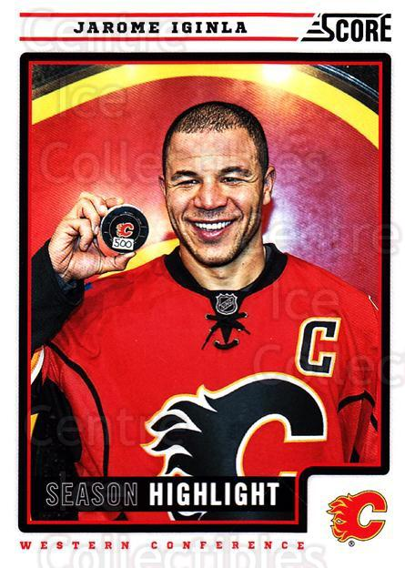 2012-13 Score #26 Jarome Iginla<br/>2 In Stock - $1.00 each - <a href=https://centericecollectibles.foxycart.com/cart?name=2012-13%20Score%20%2326%20Jarome%20Iginla...&quantity_max=2&price=$1.00&code=668324 class=foxycart> Buy it now! </a>