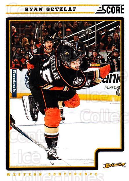 2012-13 Score #44 Ryan Getzlaf<br/>1 In Stock - $1.00 each - <a href=https://centericecollectibles.foxycart.com/cart?name=2012-13%20Score%20%2344%20Ryan%20Getzlaf...&quantity_max=1&price=$1.00&code=668342 class=foxycart> Buy it now! </a>