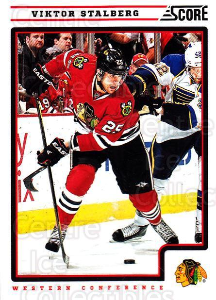2012-13 Score #122 Viktor Stalberg<br/>1 In Stock - $1.00 each - <a href=https://centericecollectibles.foxycart.com/cart?name=2012-13%20Score%20%23122%20Viktor%20Stalberg...&quantity_max=1&price=$1.00&code=668420 class=foxycart> Buy it now! </a>