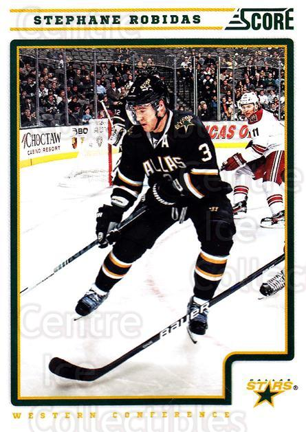 2012-13 Score #164 Stephane Robidas<br/>2 In Stock - $1.00 each - <a href=https://centericecollectibles.foxycart.com/cart?name=2012-13%20Score%20%23164%20Stephane%20Robida...&quantity_max=2&price=$1.00&code=668462 class=foxycart> Buy it now! </a>