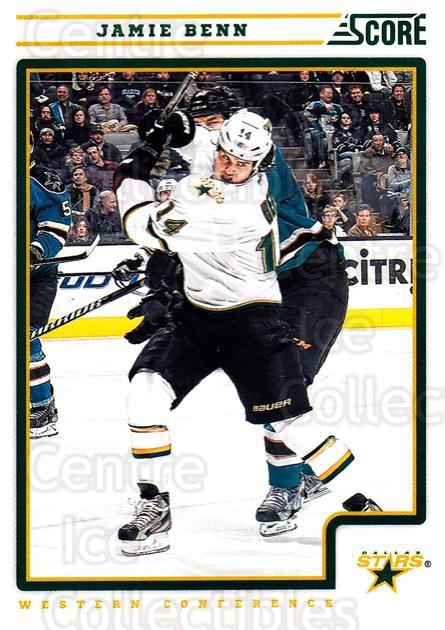 2012-13 Score #166 Jamie Benn<br/>2 In Stock - $1.00 each - <a href=https://centericecollectibles.foxycart.com/cart?name=2012-13%20Score%20%23166%20Jamie%20Benn...&quantity_max=2&price=$1.00&code=668464 class=foxycart> Buy it now! </a>