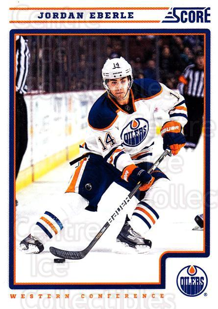 2012-13 Score #193 Jordan Eberle<br/>1 In Stock - $1.00 each - <a href=https://centericecollectibles.foxycart.com/cart?name=2012-13%20Score%20%23193%20Jordan%20Eberle...&quantity_max=1&price=$1.00&code=668491 class=foxycart> Buy it now! </a>