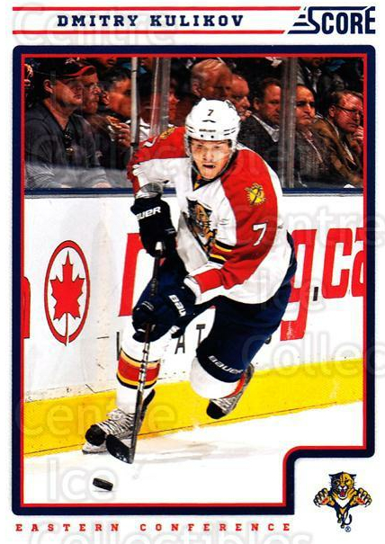 2012-13 Score #216 Dmitry Kulikov<br/>2 In Stock - $1.00 each - <a href=https://centericecollectibles.foxycart.com/cart?name=2012-13%20Score%20%23216%20Dmitry%20Kulikov...&quantity_max=2&price=$1.00&code=668514 class=foxycart> Buy it now! </a>