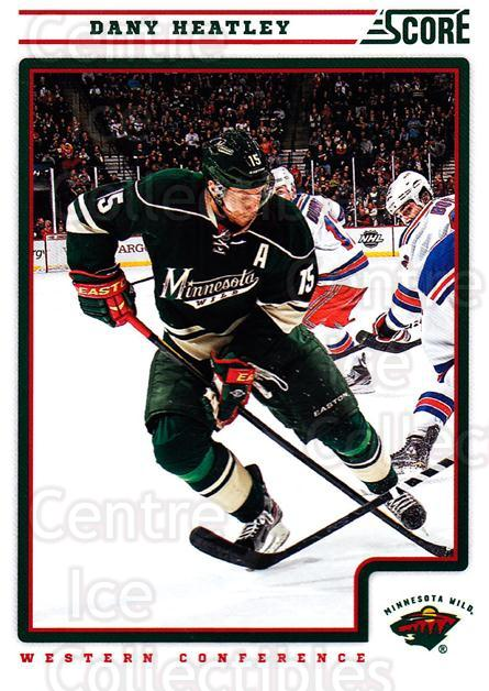 2012-13 Score #237 Dany Heatley<br/>2 In Stock - $1.00 each - <a href=https://centericecollectibles.foxycart.com/cart?name=2012-13%20Score%20%23237%20Dany%20Heatley...&quantity_max=2&price=$1.00&code=668535 class=foxycart> Buy it now! </a>