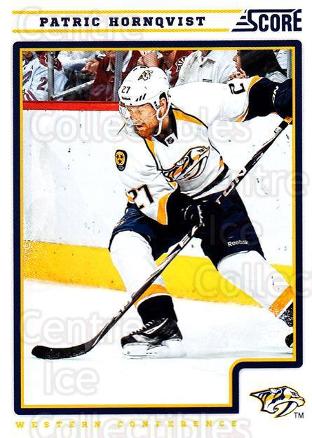 2012-13 Score #273 Patric Hornqvist<br/>2 In Stock - $1.00 each - <a href=https://centericecollectibles.foxycart.com/cart?name=2012-13%20Score%20%23273%20Patric%20Hornqvis...&quantity_max=2&price=$1.00&code=668571 class=foxycart> Buy it now! </a>