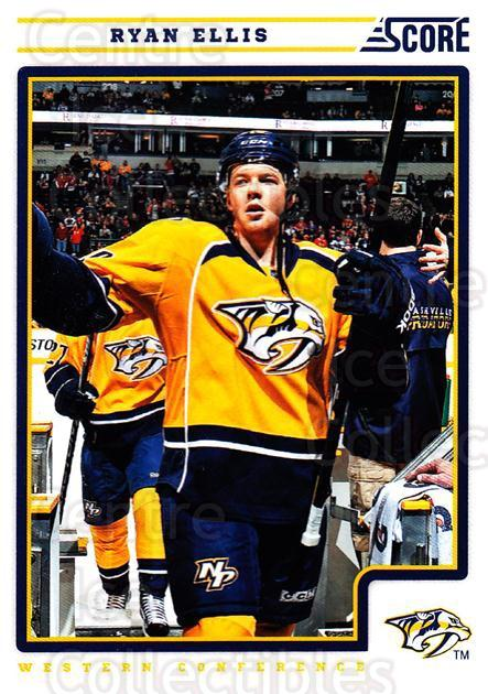 2012-13 Score #274 Ryan Ellis<br/>2 In Stock - $1.00 each - <a href=https://centericecollectibles.foxycart.com/cart?name=2012-13%20Score%20%23274%20Ryan%20Ellis...&quantity_max=2&price=$1.00&code=668572 class=foxycart> Buy it now! </a>