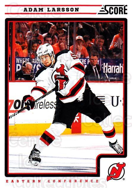 2012-13 Score #290 Adam Larsson<br/>1 In Stock - $1.00 each - <a href=https://centericecollectibles.foxycart.com/cart?name=2012-13%20Score%20%23290%20Adam%20Larsson...&quantity_max=1&price=$1.00&code=668588 class=foxycart> Buy it now! </a>