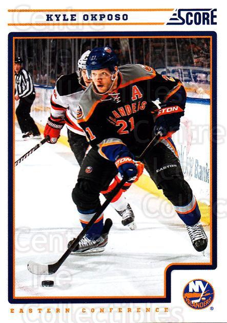 2012-13 Score #298 Kyle Okposo<br/>2 In Stock - $1.00 each - <a href=https://centericecollectibles.foxycart.com/cart?name=2012-13%20Score%20%23298%20Kyle%20Okposo...&quantity_max=2&price=$1.00&code=668596 class=foxycart> Buy it now! </a>