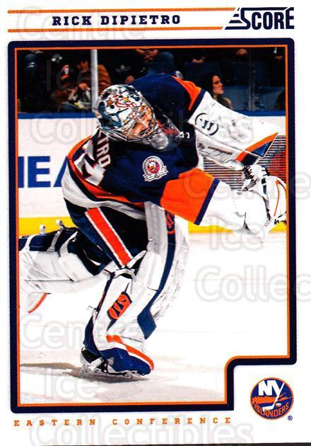 2012-13 Score #310 Rick DiPietro<br/>1 In Stock - $1.00 each - <a href=https://centericecollectibles.foxycart.com/cart?name=2012-13%20Score%20%23310%20Rick%20DiPietro...&quantity_max=1&price=$1.00&code=668608 class=foxycart> Buy it now! </a>