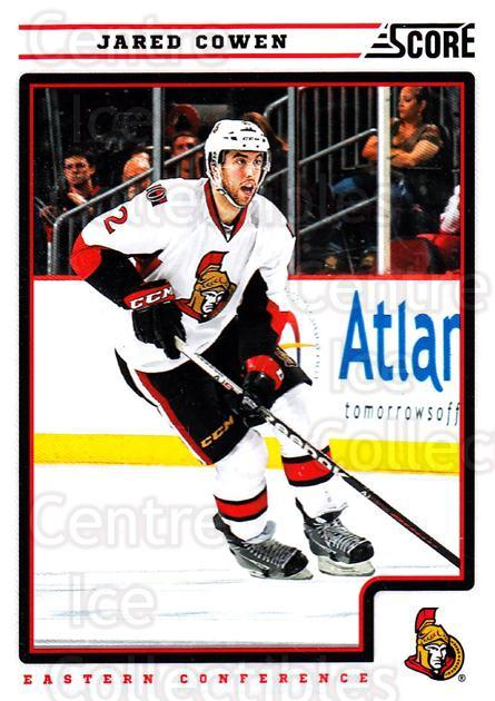 2012-13 Score #337 Jared Cowen<br/>2 In Stock - $1.00 each - <a href=https://centericecollectibles.foxycart.com/cart?name=2012-13%20Score%20%23337%20Jared%20Cowen...&quantity_max=2&price=$1.00&code=668635 class=foxycart> Buy it now! </a>