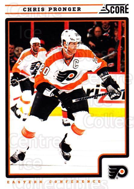 2012-13 Score #348 Chris Pronger<br/>1 In Stock - $1.00 each - <a href=https://centericecollectibles.foxycart.com/cart?name=2012-13%20Score%20%23348%20Chris%20Pronger...&quantity_max=1&price=$1.00&code=668646 class=foxycart> Buy it now! </a>