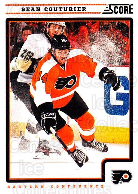 2012-13 Score #350 Sean Couturier<br/>2 In Stock - $1.00 each - <a href=https://centericecollectibles.foxycart.com/cart?name=2012-13%20Score%20%23350%20Sean%20Couturier...&quantity_max=2&price=$1.00&code=668648 class=foxycart> Buy it now! </a>
