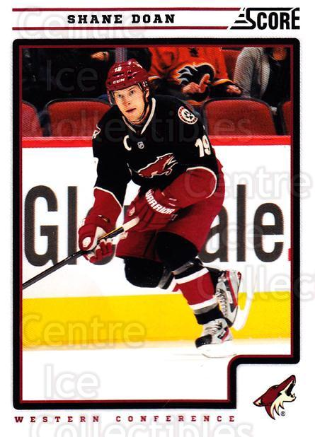 2012-13 Score #356 Shane Doan<br/>1 In Stock - $1.00 each - <a href=https://centericecollectibles.foxycart.com/cart?name=2012-13%20Score%20%23356%20Shane%20Doan...&quantity_max=1&price=$1.00&code=668654 class=foxycart> Buy it now! </a>