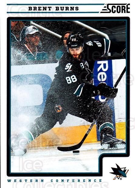 2012-13 Score #393 Brent Burns<br/>2 In Stock - $1.00 each - <a href=https://centericecollectibles.foxycart.com/cart?name=2012-13%20Score%20%23393%20Brent%20Burns...&quantity_max=2&price=$1.00&code=668691 class=foxycart> Buy it now! </a>