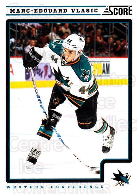 2012-13 Score #397 Marc-Edouard Vlasic<br/>1 In Stock - $1.00 each - <a href=https://centericecollectibles.foxycart.com/cart?name=2012-13%20Score%20%23397%20Marc-Edouard%20Vl...&quantity_max=1&price=$1.00&code=668695 class=foxycart> Buy it now! </a>