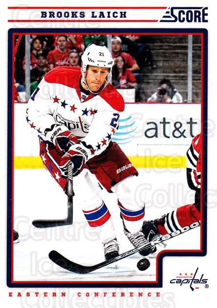 2012-13 Score #463 Brooks Laich<br/>2 In Stock - $1.00 each - <a href=https://centericecollectibles.foxycart.com/cart?name=2012-13%20Score%20%23463%20Brooks%20Laich...&quantity_max=2&price=$1.00&code=668761 class=foxycart> Buy it now! </a>