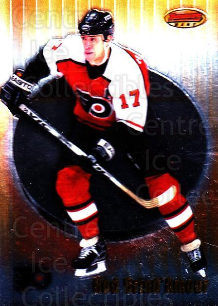 1998-99 Bowmans Best #67 Rod Brind'Amour<br/>7 In Stock - $1.00 each - <a href=https://centericecollectibles.foxycart.com/cart?name=1998-99%20Bowmans%20Best%20%2367%20Rod%20Brind'Amour...&quantity_max=7&price=$1.00&code=66887 class=foxycart> Buy it now! </a>
