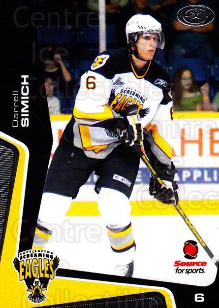 2005-06 Cape Breton Screaming Eagles #5 Darrell Simich<br/>1 In Stock - $3.00 each - <a href=https://centericecollectibles.foxycart.com/cart?name=2005-06%20Cape%20Breton%20Screaming%20Eagles%20%235%20Darrell%20Simich...&price=$3.00&code=669031 class=foxycart> Buy it now! </a>