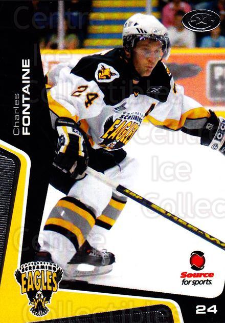2005-06 Cape Breton Screaming Eagles #20 Charles Fontaine<br/>1 In Stock - $3.00 each - <a href=https://centericecollectibles.foxycart.com/cart?name=2005-06%20Cape%20Breton%20Screaming%20Eagles%20%2320%20Charles%20Fontain...&price=$3.00&code=669046 class=foxycart> Buy it now! </a>