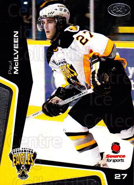 2005-06 Cape Breton Screaming Eagles #23 Paul McIlveen<br/>1 In Stock - $3.00 each - <a href=https://centericecollectibles.foxycart.com/cart?name=2005-06%20Cape%20Breton%20Screaming%20Eagles%20%2323%20Paul%20McIlveen...&price=$3.00&code=669049 class=foxycart> Buy it now! </a>