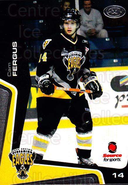 2005-06 Cape Breton Screaming Eagles #24 Cam Fergus<br/>1 In Stock - $3.00 each - <a href=https://centericecollectibles.foxycart.com/cart?name=2005-06%20Cape%20Breton%20Screaming%20Eagles%20%2324%20Cam%20Fergus...&price=$3.00&code=669050 class=foxycart> Buy it now! </a>
