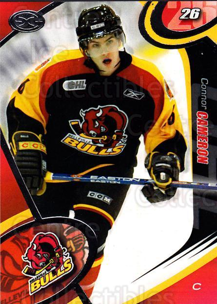 2004-05 Belleville Bulls #4 Connor Cameron<br/>1 In Stock - $3.00 each - <a href=https://centericecollectibles.foxycart.com/cart?name=2004-05%20Belleville%20Bulls%20%234%20Connor%20Cameron...&price=$3.00&code=669064 class=foxycart> Buy it now! </a>