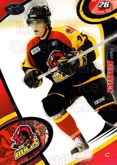 2004-05 Belleville Bulls #20 Ryan Rorabeck<br/>1 In Stock - $3.00 each - <a href=https://centericecollectibles.foxycart.com/cart?name=2004-05%20Belleville%20Bulls%20%2320%20Ryan%20Rorabeck...&price=$3.00&code=669080 class=foxycart> Buy it now! </a>