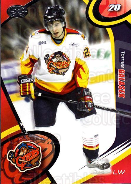 2004-05 Erie Otters #2 Tomas Galasek<br/>1 In Stock - $3.00 each - <a href=https://centericecollectibles.foxycart.com/cart?name=2004-05%20Erie%20Otters%20%232%20Tomas%20Galasek...&price=$3.00&code=669231 class=foxycart> Buy it now! </a>