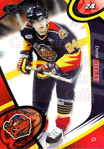 2004-05 Erie Otters #3 Derek Merlini<br/>1 In Stock - $3.00 each - <a href=https://centericecollectibles.foxycart.com/cart?name=2004-05%20Erie%20Otters%20%233%20Derek%20Merlini...&price=$3.00&code=669232 class=foxycart> Buy it now! </a>