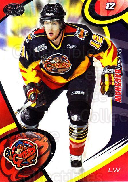 2004-05 Erie Otters #11 Derrick Bagshaw<br/>1 In Stock - $3.00 each - <a href=https://centericecollectibles.foxycart.com/cart?name=2004-05%20Erie%20Otters%20%2311%20Derrick%20Bagshaw...&quantity_max=1&price=$3.00&code=669240 class=foxycart> Buy it now! </a>
